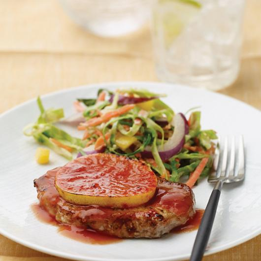 Citrus-Baked Pork Chops